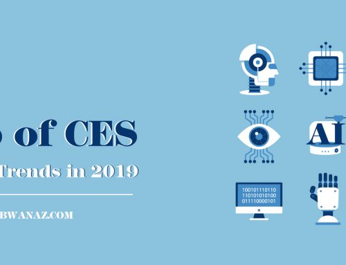 Recap of CES: Innovation Trends in 2019