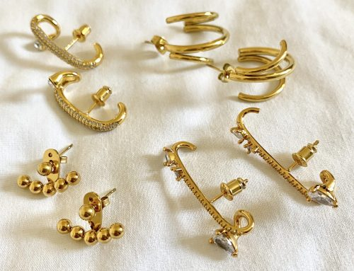 Gold Earrings You Need In Your Jewelry Collection