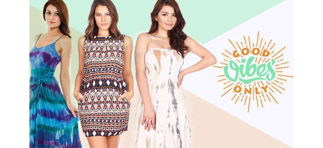 Leading wholesale platform Bwanaz has boosted its women's clothing category with GoodVibes Only!