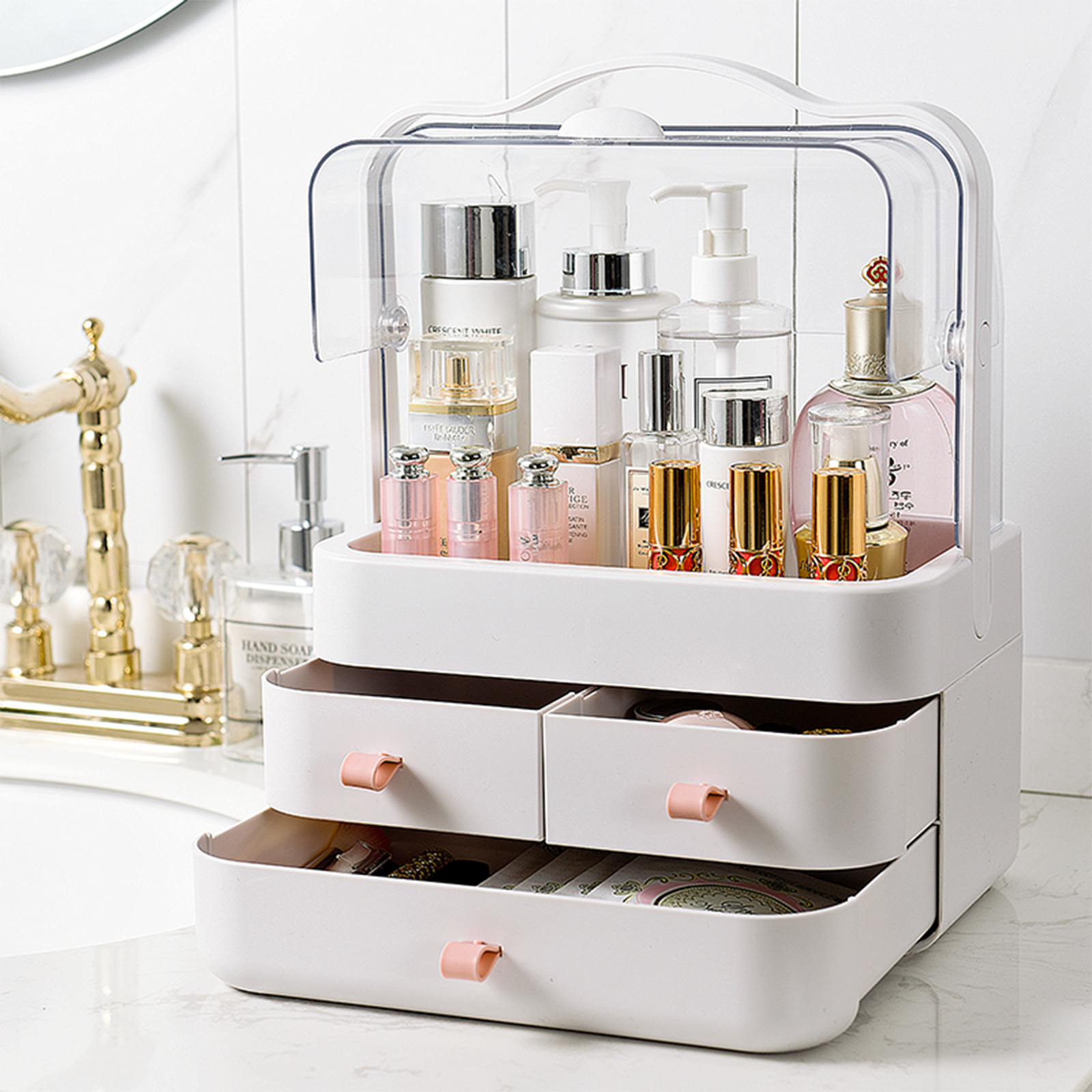 Best Portable Makeup Organizer For Storing All Your Makeup and Beauty Essentials